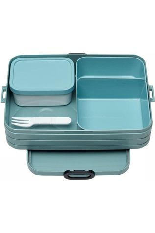 Mepal Storage Jar Lunchbox Take A Break Bento Large Turquoise