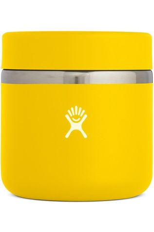 Hydro Flask Isolatiepot 20oz/591ml Insulated Food Jar Middengeel