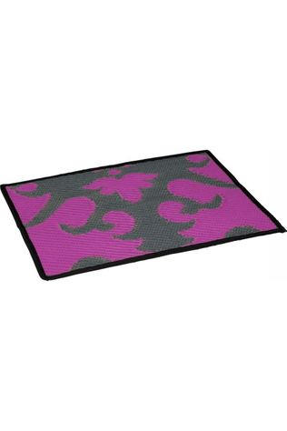 Bo-Leisure Miscellaneous Placemat 30X40 Cm Fuchsia/black