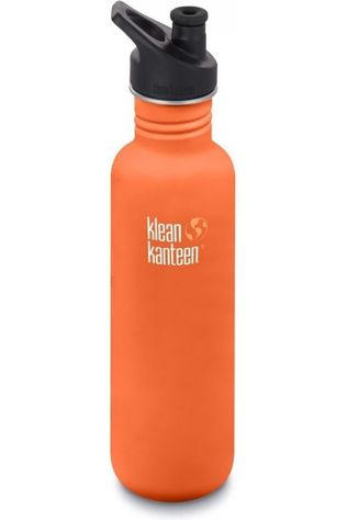 Klean Kanteen Gourde Classic Single Wall 27Oz 800Ml Sport Orange