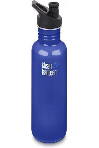 Klean Kanteen Gourde Classic Single Wall 27Oz 800Ml Sport Bleu Moyen