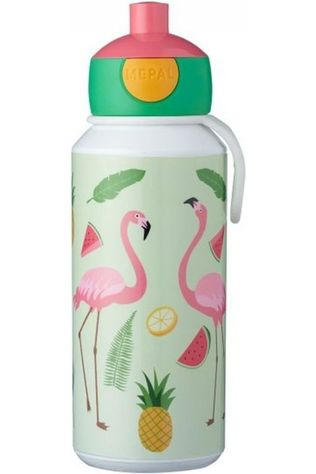 Mepal Gourde Pop Up Campus 400Ml Vert Clair/Rose Clair