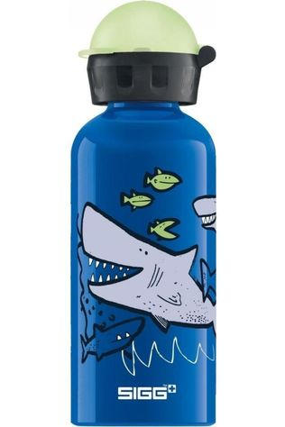 Sigg Drinkfles Sharkies 0,4L Donkerblauw/Assorti / Gemengd
