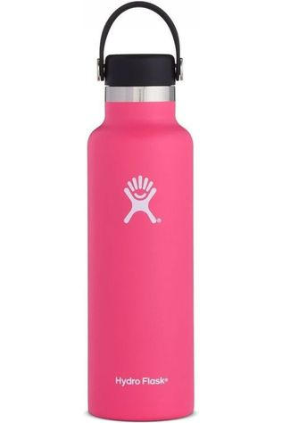 Hydro Flask Bouteille Isotherme 21oz/621ml Standard Mouth Rose Foncé