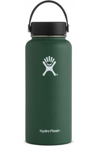 Hydro Flask Isolatiefles 32oz/946ml Wide Mouth Middenkaki
