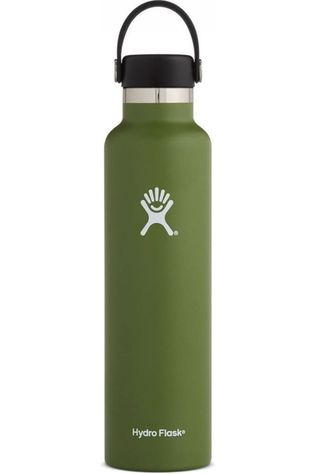 Hydro Flask Isolatiefles 24oz/709ml Standard Mouth Middenkaki