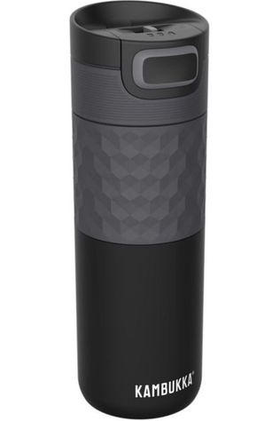 Kambukka Isolation Bottle Etna Grip 500Ml black