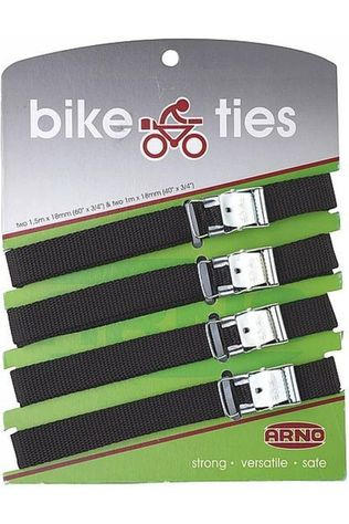 Arno Bindriempjes Strap Va Arno Bike TiSet 4St 18Mm 74610 No colour / Transparent