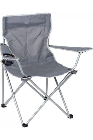 Camp Gear Chaise Stoel Opvouwbaar Compact Gris Clair