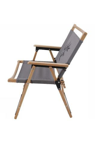 Human Comfort Chair Chair Dolo Canvas mid grey