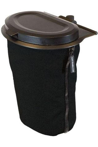 Flextrash Gadget Mobile Trash Bin 3L black