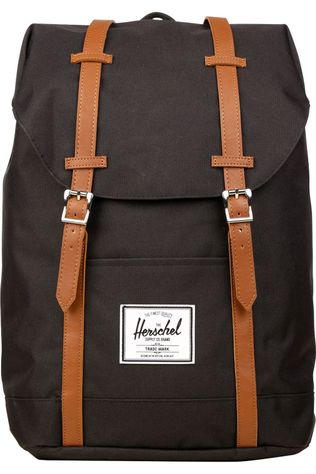 Herschel Supply Daypack Retreat black/brown