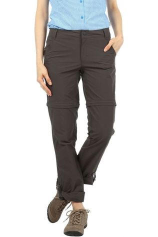 The North Face Broek Exploration Convertible Donkergrijs