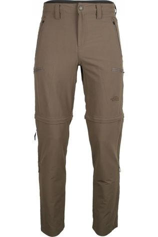 The North Face Broek Exploration Conv Middenbruin