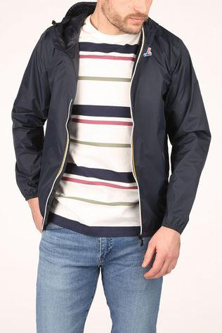 K-Way Coat Le Vrai 3,0 Claude dark blue