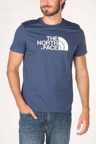The North Face T-Shirt Easy Bleu Foncé