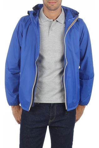 K-Way Coat Le Vrai 3,0 Claude royal blue