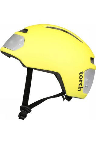 Torch Bicycle Helmet Torch mid yellow