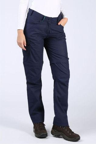 Ayacucho Broek Camps Bay Zip-Off Marineblauw