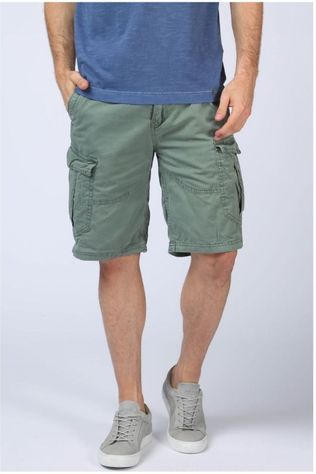 Brunotti Short Caldo Mens Kaki Clair