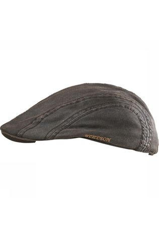 Stetson Cap Ivy Cot dark brown
