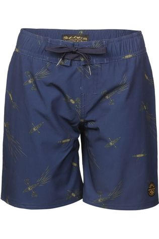 United By Blue Kids Short Kayaker Donkerblauw