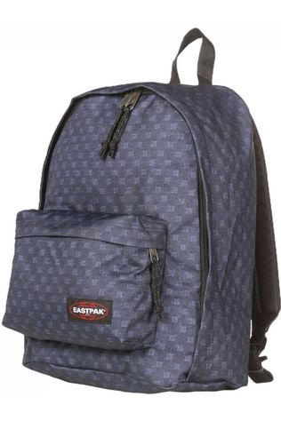 Eastpak Dagrugzak Out Of Office Jeansblauw/Donkerblauw