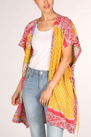 Bombyx tales of India Dress Kaftan Assorted / Mixed
