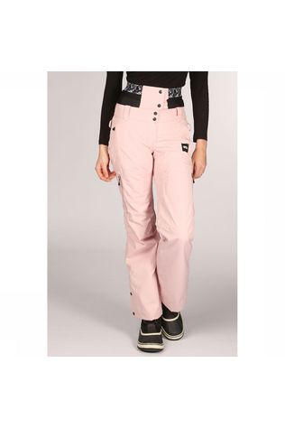 Picture Organic Clothing Ski Pants Exa mid pink