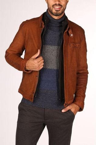 Oakwood Coat 62986 camel