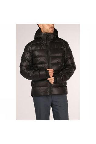 Fire + Ice Coat Lasse4-D black