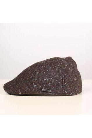 Stetson Cap Texas Wool dark grey