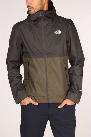 The North Face Jas Millerton Donkergrijs/Donkerkaki