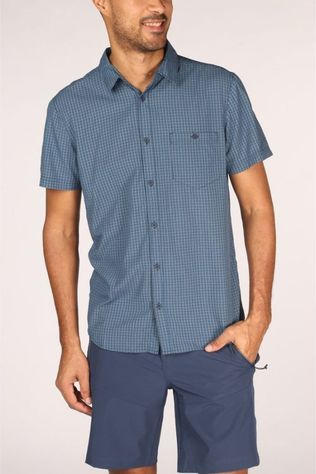 Lafuma Shirt Compass blue