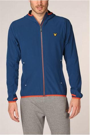 Lyle & Scott Coupe-Vent Featherweight Bleu Pétrole
