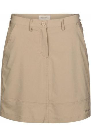Ayacucho Skort Equator II Am Stretch W Sand Brown