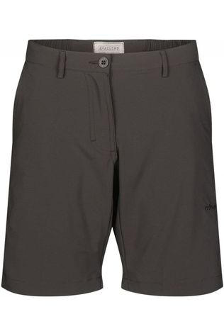 Ayacucho Short Equator II Am Stretch W Gris Foncé