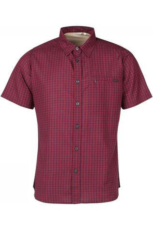 Ayacucho Shirt Hiker II Stretch dark red/dark blue