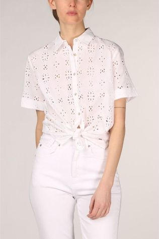 Pepe Jeans Shirt Coco off white