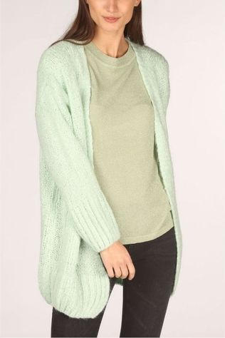 FRNCH Cardigan Lauria light green