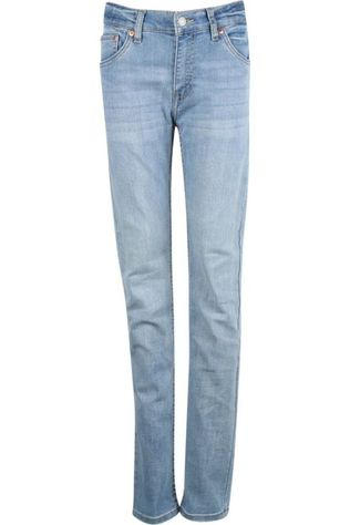 Levi's Kids Jeans 510 Skinny jeans/light blue