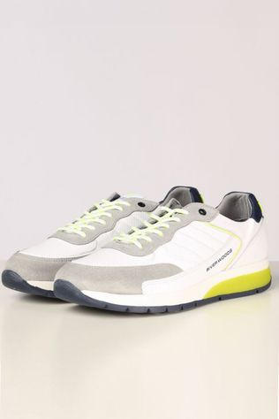 River Woods Sneaker Beta Wit/Lime
