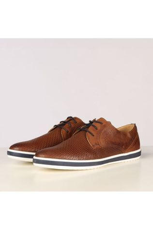 River Woods Sneaker Balou Camel Brown