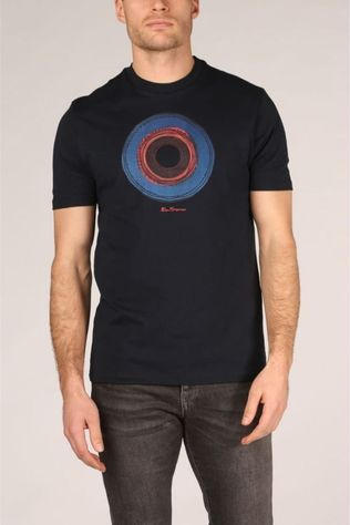 Ben Sherman T-Shirt 2001-Ts0059071 dark blue