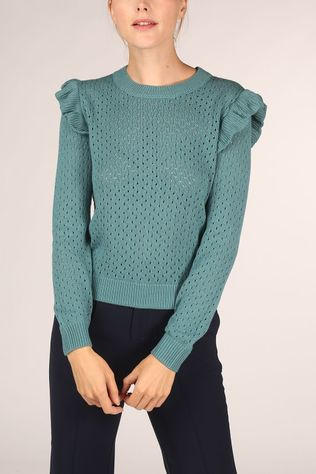 Pepe Jeans Pull Daisy Turquoise