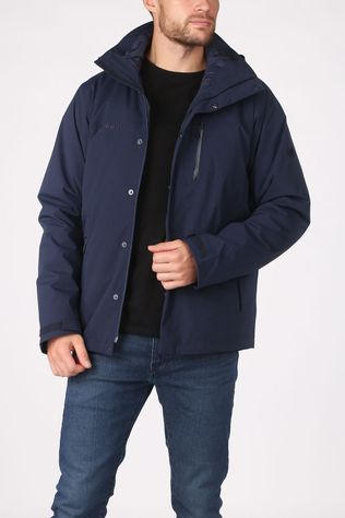 Mammut Coat Trovat Tour 3In1 Navy Blue