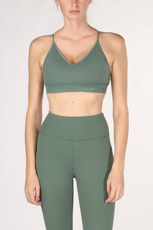 Röhnisch Sports Bra Kira mid green
