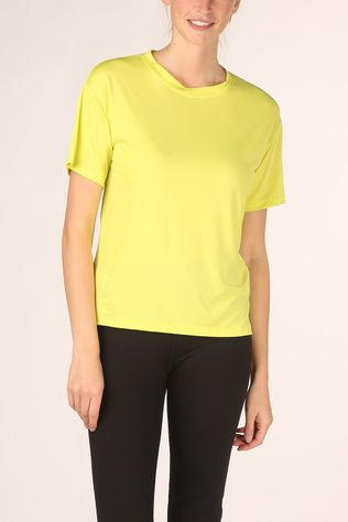 Röhnisch T-Shirt Ivy Loose Tee yellow