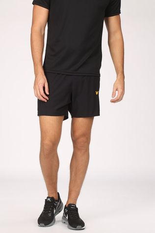 "Lyle & Scott Shorts 5"" Core black"