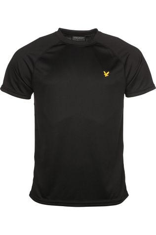 Lyle & Scott T-Shirt Performance Seamless Noir